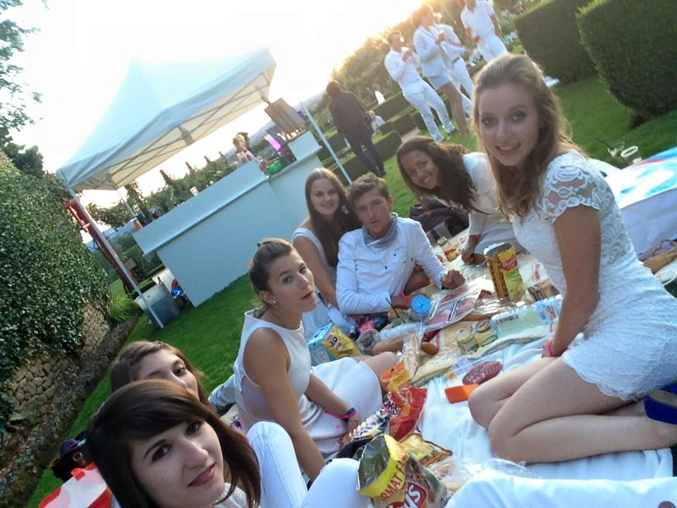 picknick d'eyrignac