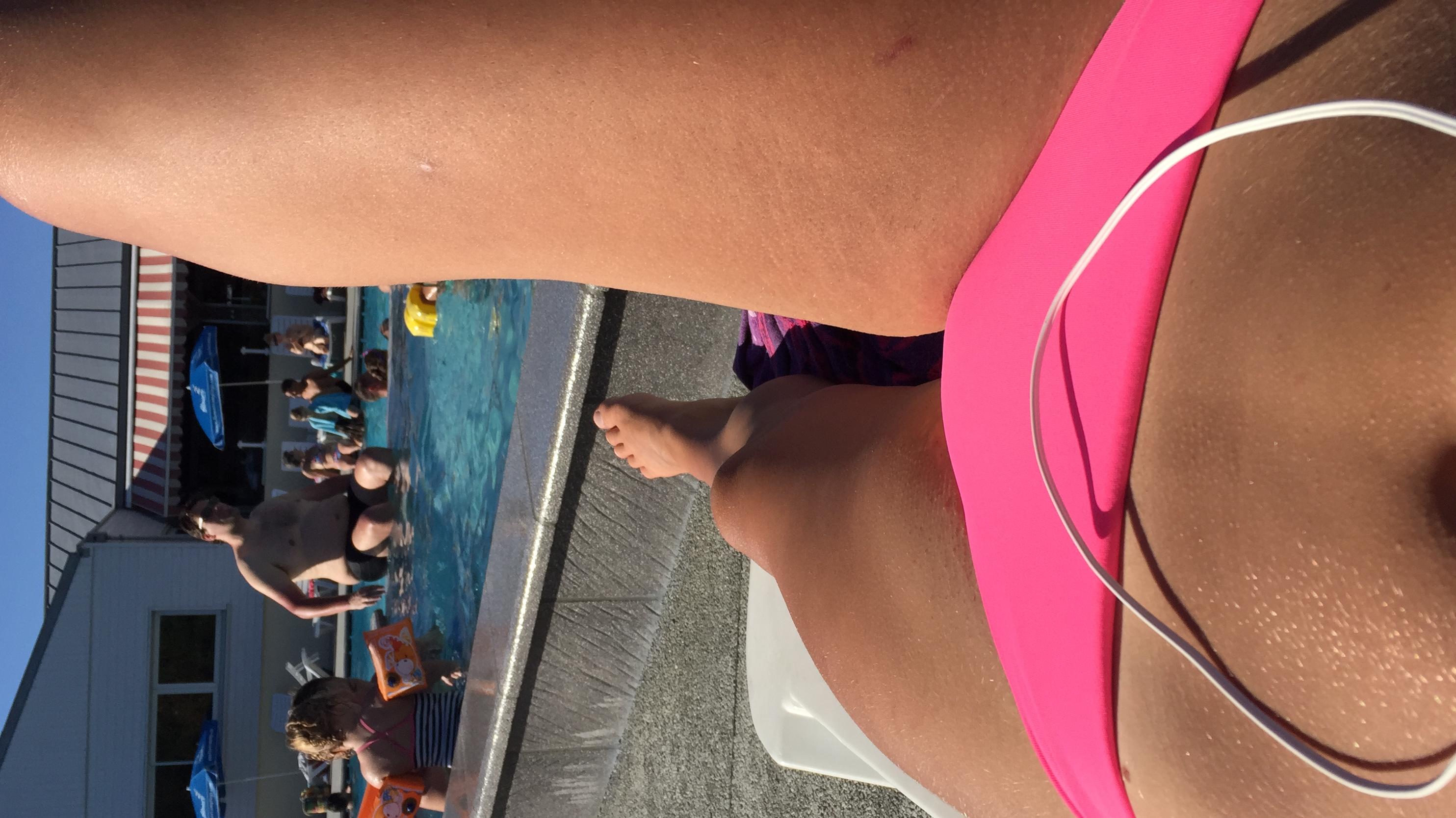 Zonnen, zwemmen, zonnen en nog meer zwemmen!