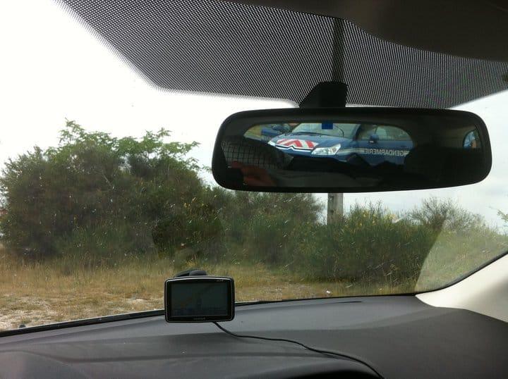 Aanvaring Gendarmerie