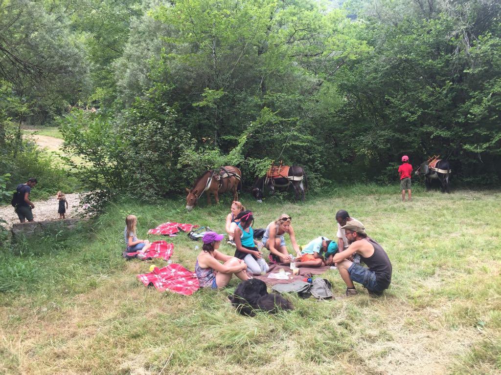 camping ezels